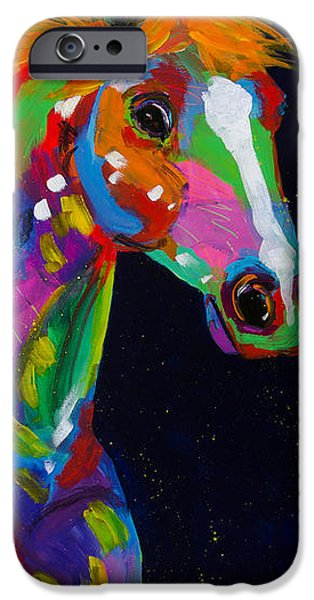 The Horse iPhone Cases - Ive Got my Eye on You iPhone Case by Tracy Miller