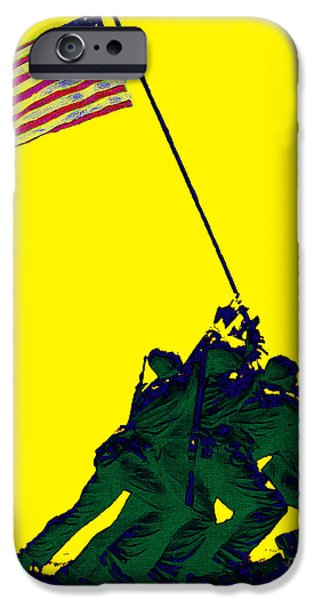 Iwo Jima 20130210p118 iPhone Case by Wingsdomain Art and Photography
