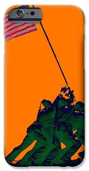 Iwo Jima 20130210p88 iPhone Case by Wingsdomain Art and Photography