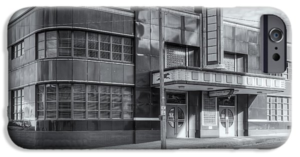 Old Bus Stations Photographs iPhone Cases - Jackson Mississippi Greyhound Bus Station IV iPhone Case by Clarence Holmes