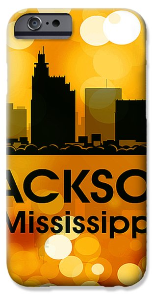 Jackson MS 3 iPhone Case by Angelina Vick