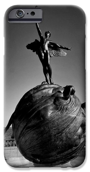 World War One iPhone Cases - Jacksonville War Memorial iPhone Case by Joshua House