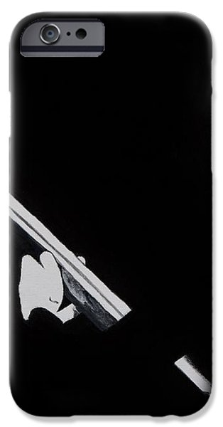 Jaco iPhone Case by Brian Broadway