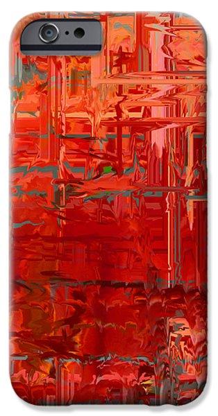 Survivor Art iPhone Cases - Jagged little pill3 iPhone Case by Linnea Tober