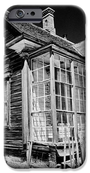 James Cain House iPhone Case by Cat Connor