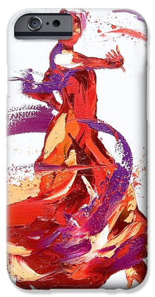 Spanish iPhone Cases - Jaunt iPhone Case by Penny Warden