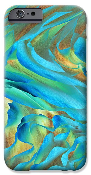 Jazz iPhone Case by Ann Powell