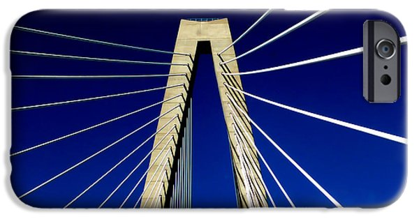 Yorktown iPhone Cases - JAZZ of CHARLESTON  iPhone Case by Karen Wiles
