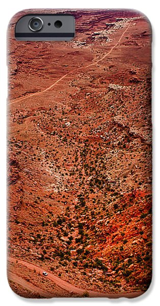 Jeep Trails iPhone Case by Robert Bales