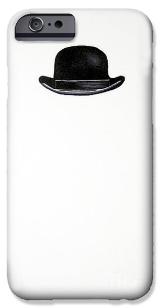 Symbolism Of The Hand iPhone Cases - Jeeves iPhone Case by Venus
