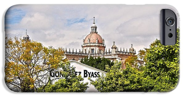 Spanien iPhone Cases - Jerez de la Frontera - Spain iPhone Case by Juergen Weiss
