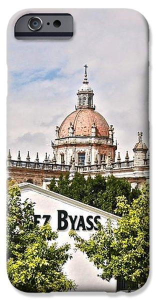 Jerez de la Frontera - Spain iPhone Case by Juergen Weiss