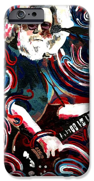 Recently Sold -  - 4th July Paintings iPhone Cases - Jerome FOUR iPhone Case by Kevin J Cooper Artwork