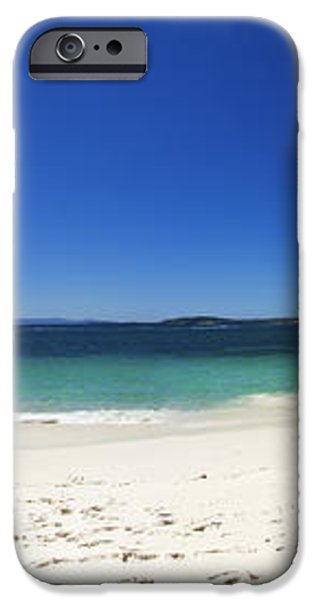 Jervis Bay iPhone Case by Nathan Waddell