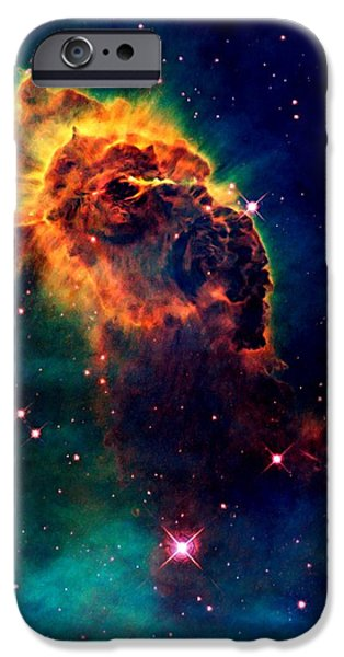Jet in Carina iPhone Case by Amanda Struz