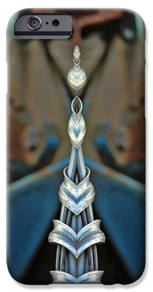 Jewels iPhone Case by Sylvia Thornton