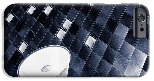 Jewish iPhone Cases - Jewish Museum iPhone Case by Dave Bowman