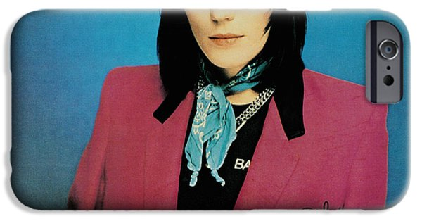 Eighties iPhone Cases - Joan Jett - I Love Rock n Roll 1981 iPhone Case by Epic Rights