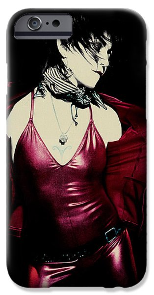 Dave Grohl iPhone Cases - Joan Jett - Unvarnished 2013 - Back Cover iPhone Case by Epic Rights
