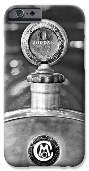 Jordan iPhone Cases - Jordan Motor Car Boyce MotoMeter 2 iPhone Case by Jill Reger