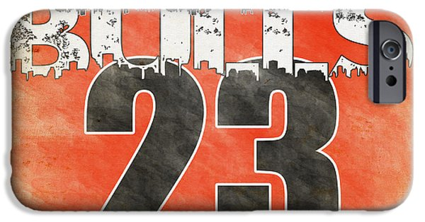 23 iPhone Cases - Jordan iPhone Case by Ricky Barnard