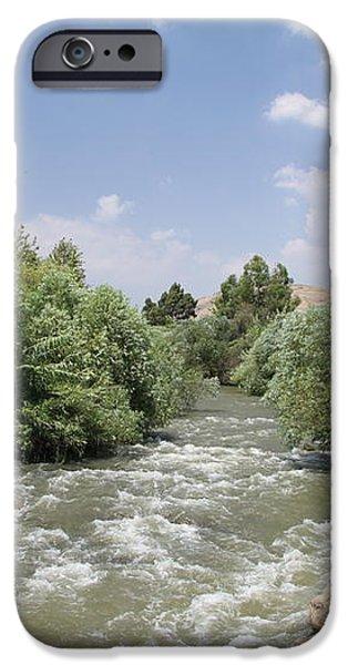 Jordan River  iPhone Case by Rita Adams