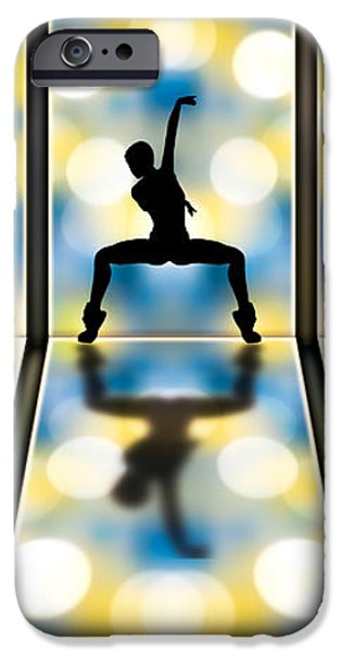 Joy Of Movement iPhone Case by Bob Orsillo