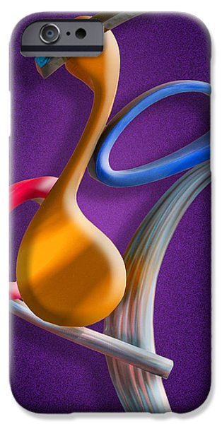 Juggling iPhone Cases - Juggling Act iPhone Case by Paul Wear