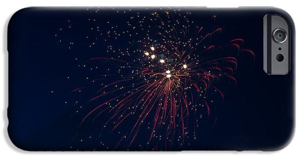 Fourth Of July iPhone Cases - July 4th 2014 18 iPhone Case by Chad Rowe