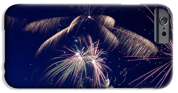 Fourth Of July iPhone Cases - July 4th 2014 32 iPhone Case by Chad Rowe