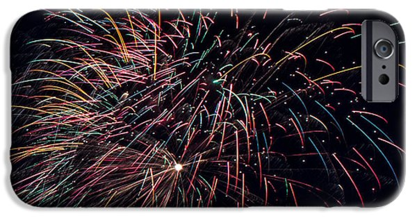 4th Of July iPhone Cases - July 4th 2014 44 iPhone Case by Chad Rowe