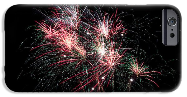 Fourth Of July iPhone Cases - July 4th 2014 95 iPhone Case by Chad Rowe