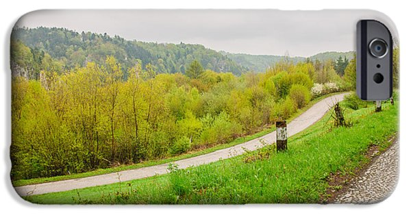 Forest iPhone Cases - Jura Hills iPhone Case by Pati Photography