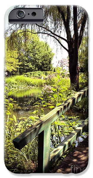 Willow Lake iPhone Cases - Just a Dream iPhone Case by Colleen Kammerer