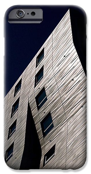 Best Sellers -  - Stainless Steel iPhone Cases - Just a Facade iPhone Case by Rona Black