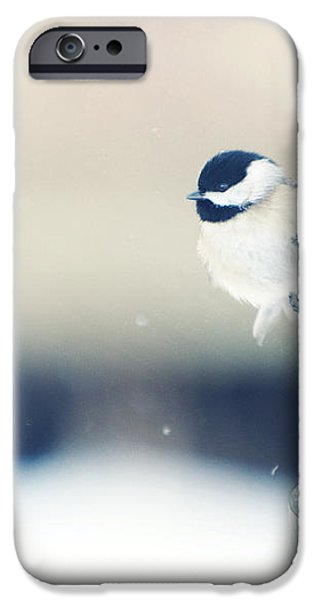 Just Hold On iPhone Case by Kay Pickens
