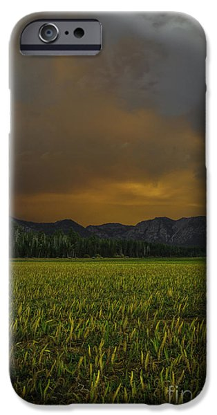 Unset iPhone Cases - Just One Of Those Days iPhone Case by Mitch Shindelbower