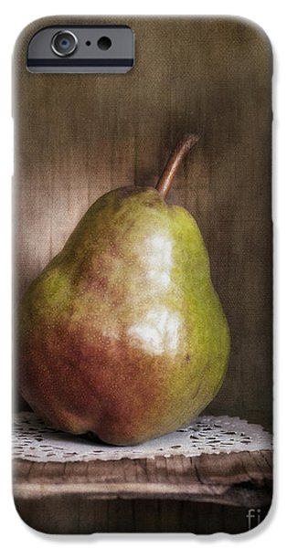 Still Life Photographs iPhone Cases - Just One iPhone Case by Priska Wettstein