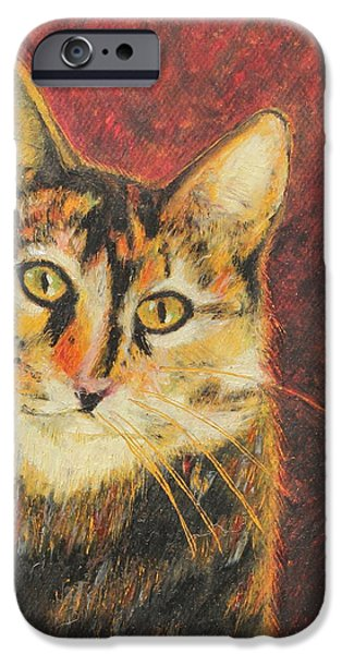 One Pastels iPhone Cases - Kaco iPhone Case by Jeanne Fischer