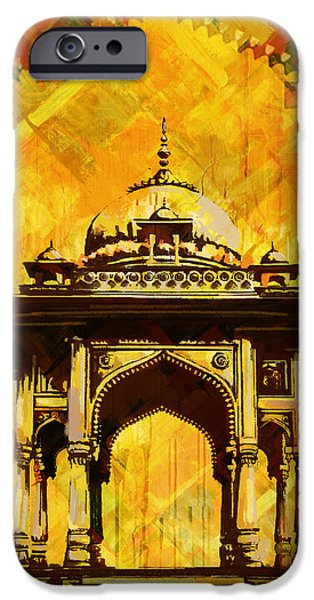 Kamran's baradari iPhone Case by Catf