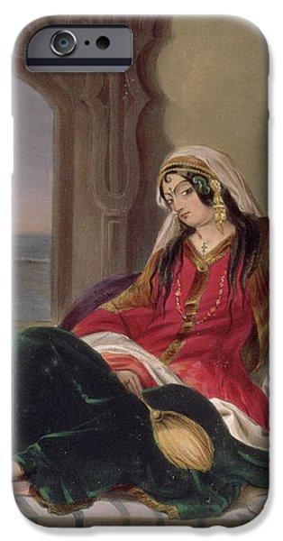 Kandahar Lady Of Rank iPhone Case by James Rattray