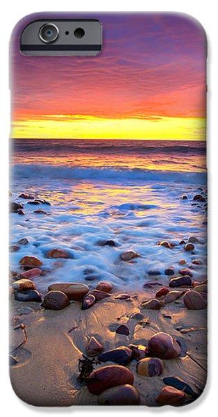 Karrara Sunset iPhone Case by Bill  Robinson