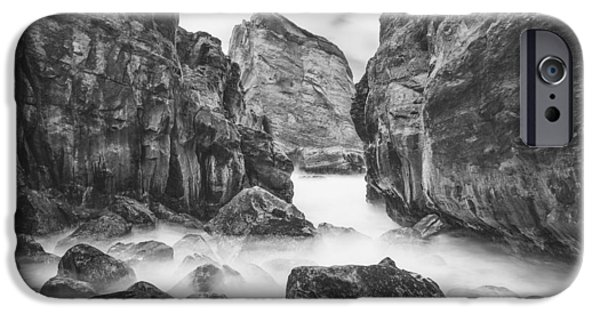 Pacific Ocean Prints iPhone Cases - Kehole Arch iPhone Case by Darren  White