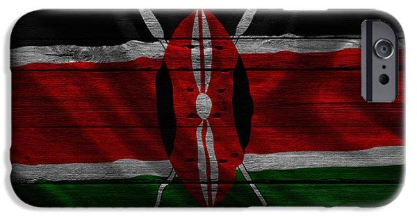 Kenya Photographs iPhone Cases - Kenya iPhone Case by Joe Hamilton