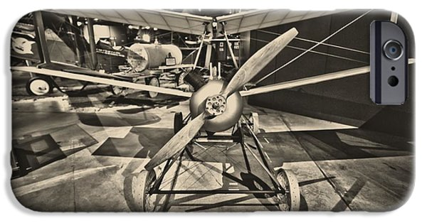 National Museum Of America History iPhone Cases - Kettering Aerial Torpedo Bug iPhone Case by Dan Sproul