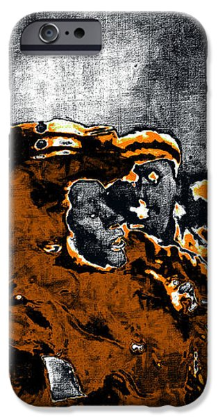 Keystone Cops - 20130208 iPhone Case by Wingsdomain Art and Photography