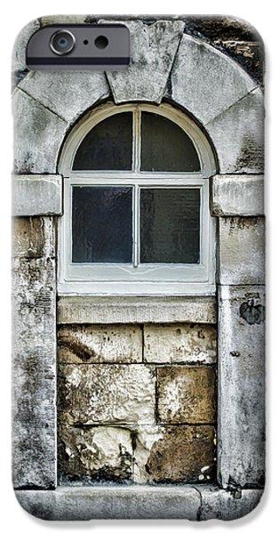 Keystone Window iPhone Case by Heather Applegate