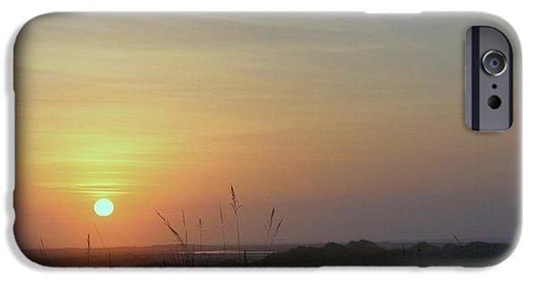 Recently Sold -  - Jordan iPhone Cases - Kiawah Island Sunrise iPhone Case by Rosanne Jordan
