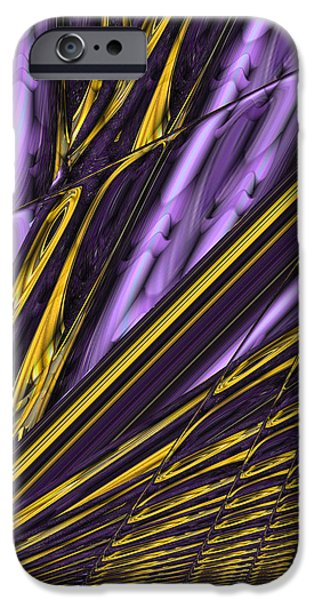 Kinesis iPhone Case by Wendy J St Christopher