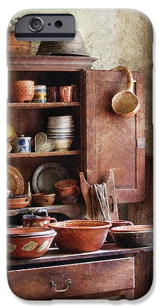 Kitchen - For the Master Chef  iPhone Case by Mike Savad